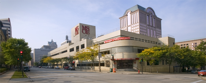 MSOE Student Life and Campus Center